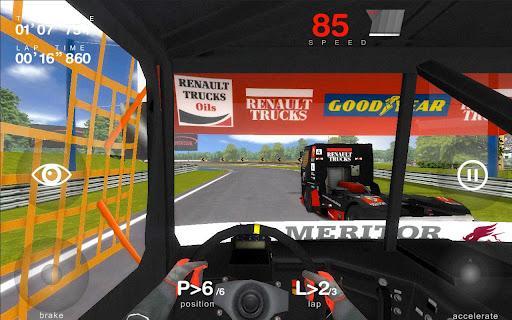 Renault Trucks Racing - Imagem 1 do software