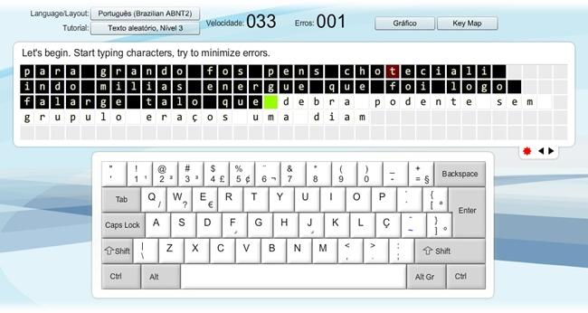 KeyBR - Imagem 1 do software