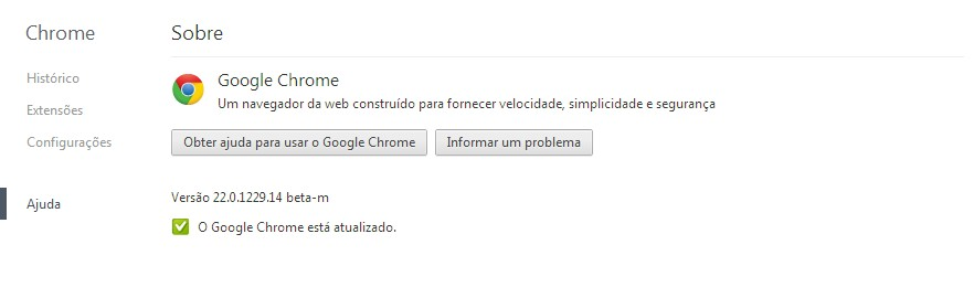 Google Chrome Beta - Imagem 1 do software