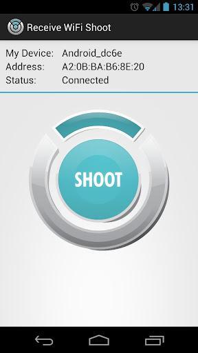 WiFi Shoot! [Beta] - Imagem 2 do software
