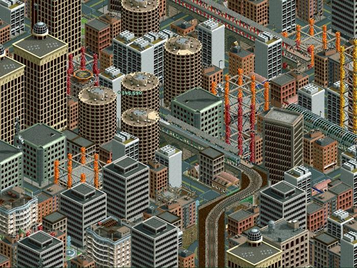 Chris Sawyer`s Locomotion - Imagem 1 do software