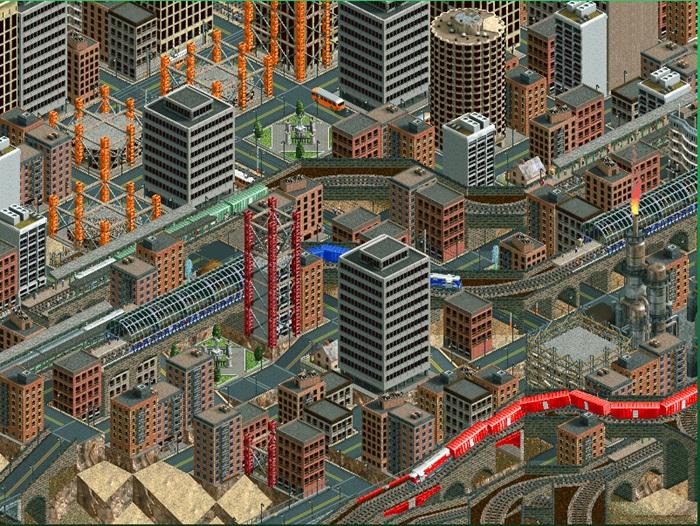 Chris Sawyer`s Locomotion - Imagem 2 do software