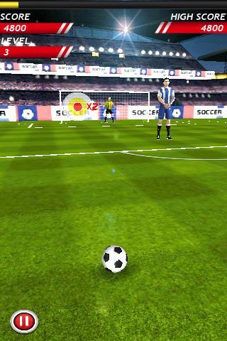 Soccer Kicks - Imagem 1 do software