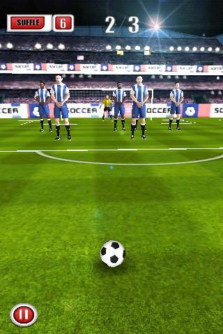 Soccer Kicks - Imagem 2 do software