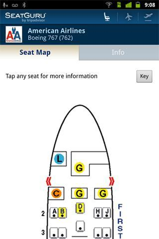 SeatGuru by TripAdvisor - Imagem 2 do software