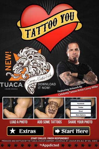 Tattoo You - Imagem 1 do software