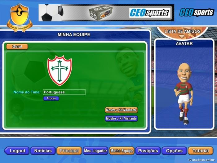 united football baixaki