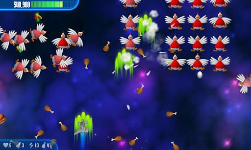 Chicken Invaders 3 - Imagem 1 do software