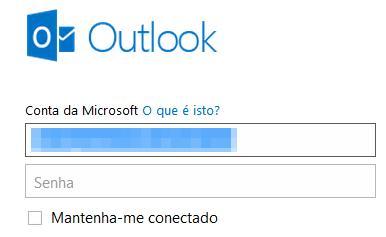 Entrar outlook hotmail Office 365