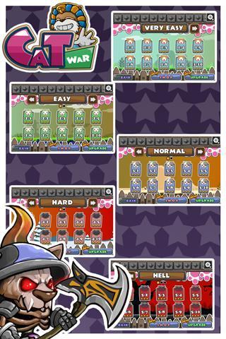 Cat War - Imagem 1 do software