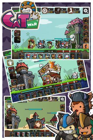 Cat War - Imagem 2 do software