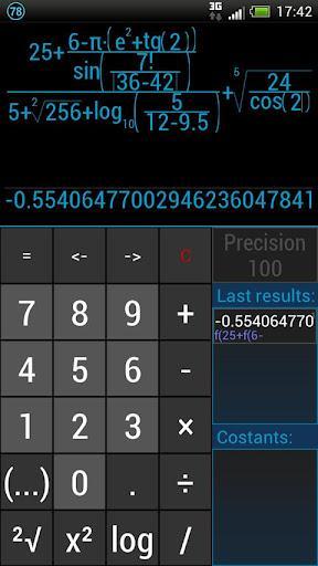 Calculator Pro beta - Imagem 1 do software