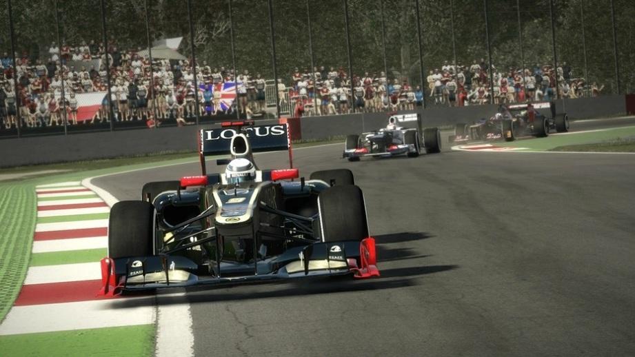 F1 2012.