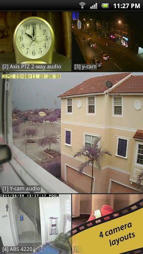 tinyCam Monitor FREE - Imagem 2 do software