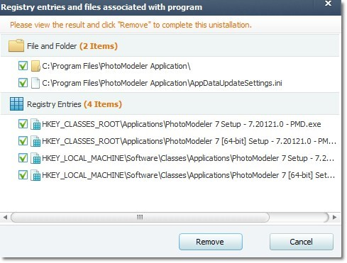 Wise Program Uninstaller Beta.