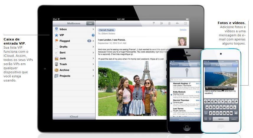 iOS 6 para iPhone 4S - Imagem 7 do software
