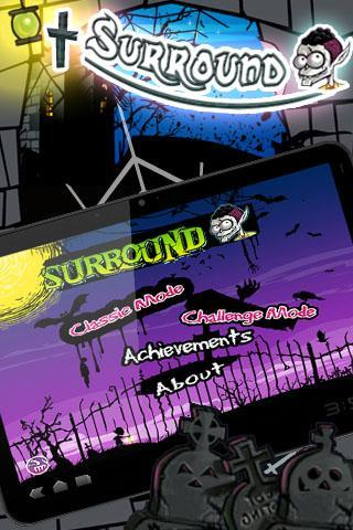Surround The Zombie Free - Imagem 1 do software