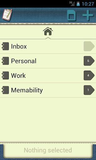 Memability - Imagem 1 do software