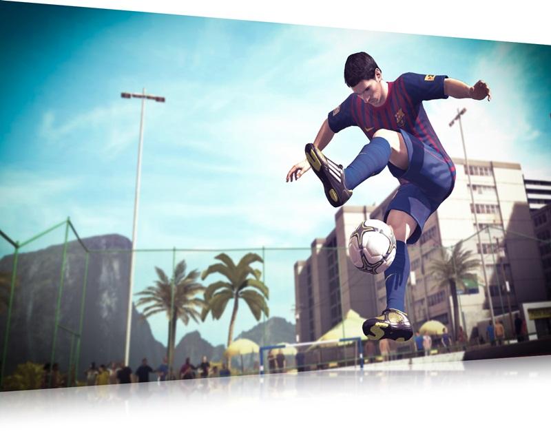 FIFA Street 2012 Theme - Imagem 1 do software