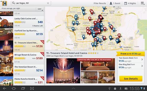 Expedia Hotéis - Imagem 1 do software