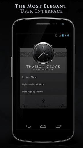 Relógio Thalion - Imagem 1 do software