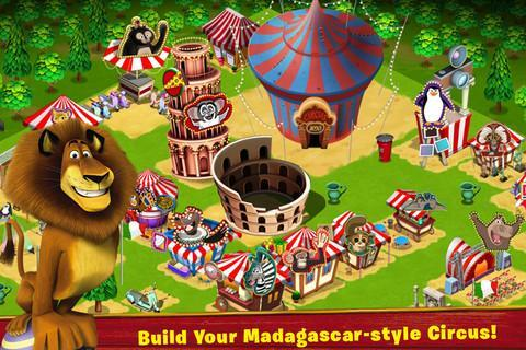 Madagascar - Join the Circus! - Imagem 1 do software