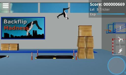 Backflip Madness - Imagem 1 do software