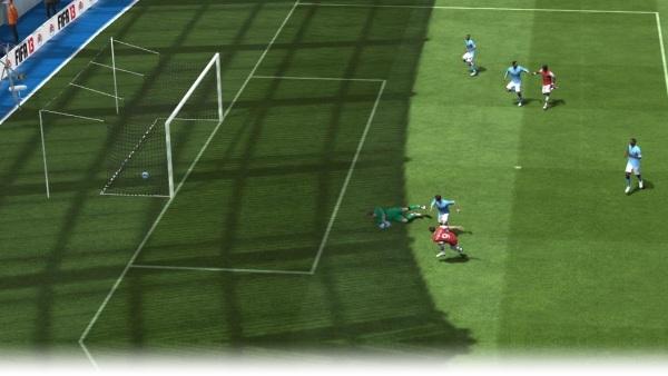 FIFA 13 Demo.