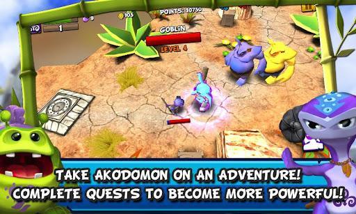 Akodomon - Imagem 1 do software