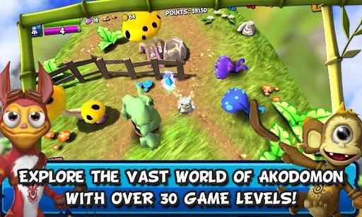 Akodomon - Imagem 2 do software