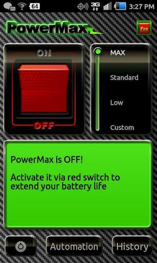 PowerMax License Key - Imagem 1 do software