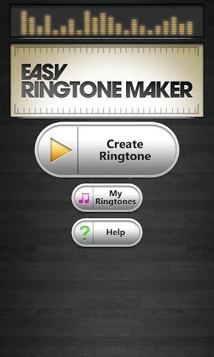 Easy Ringtone Maker by Funny - Imagem 1 do software