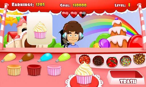 Cupcake Stand HD FREE - Imagem 1 do software