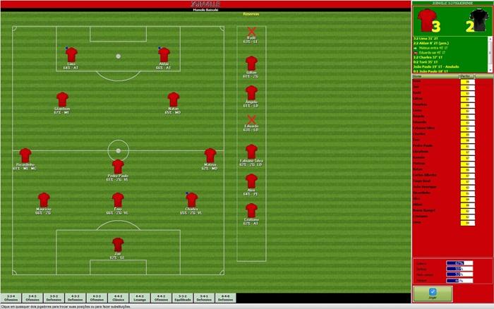o jogo elifoot 2011