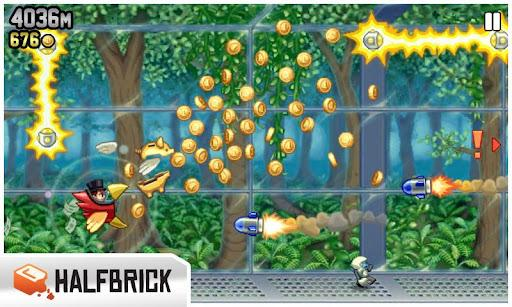 Jetpack Joyride - Imagem 1 do software