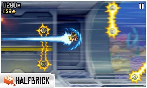 Jetpack Joyride - Imagem 2 do software