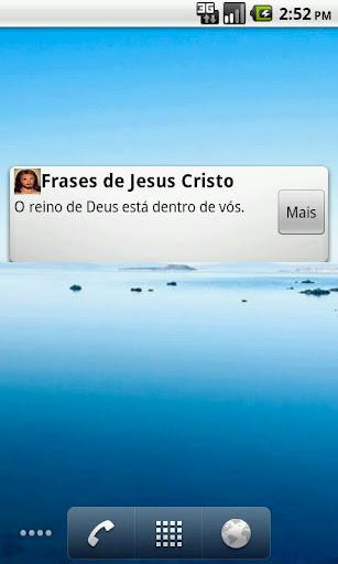 Frases Jesus Cristo - Imagem 2 do software
