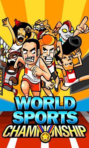 Worldsports Championship - Imagem 1 do software