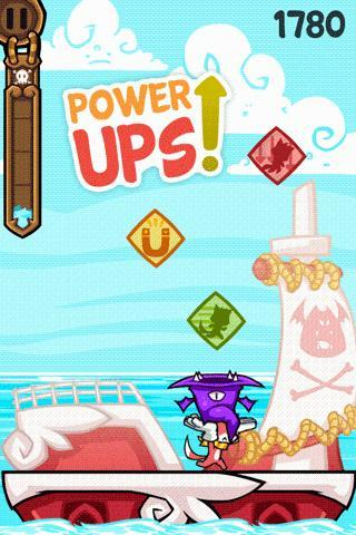 Tappy´s Pirate Quest – Free - Imagem 1 do software