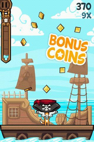 Tappy´s Pirate Quest – Free - Imagem 2 do software