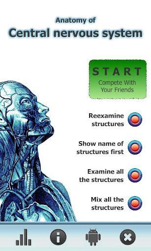 Anatomy Star - CNS (the Brain) - Imagem 1 do software