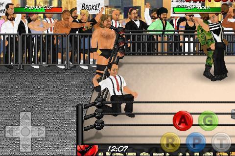 Wrestling Revolution - Imagem 1 do software