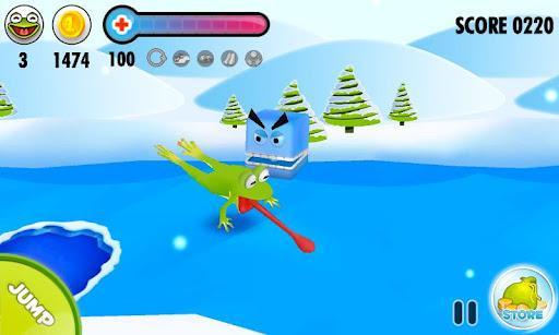 Frog on Ice - Imagem 1 do software