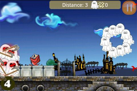 Angry Ghosts - Imagem 1 do software