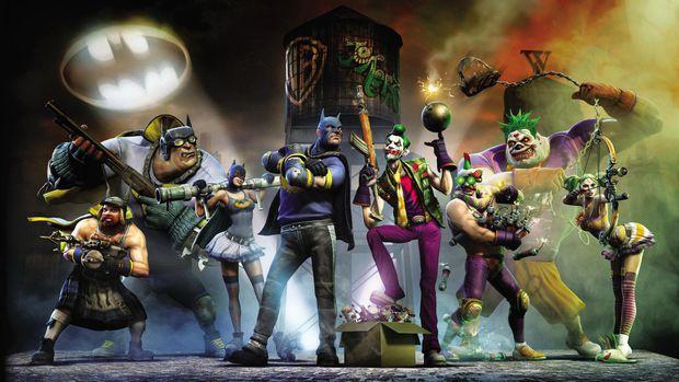 Gotham City Impostors.