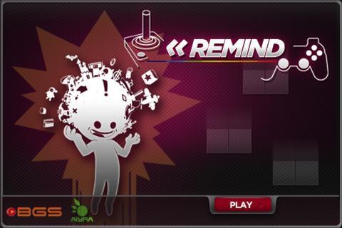Remind Mobile - Imagem 1 do software