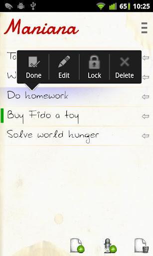 Maniana To Do List | Task List - Imagem 2 do software