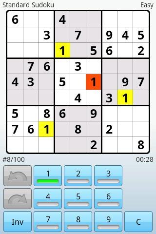 Super Sudoku by Kiwi Mobile - Imagem 1 do software