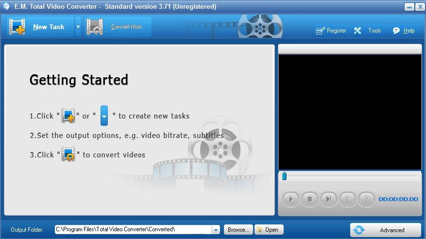 Total Video Converter - Imagem 1 do software
