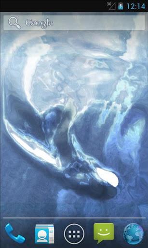 Fresh Water S3 LWP Free - Imagem 1 do software